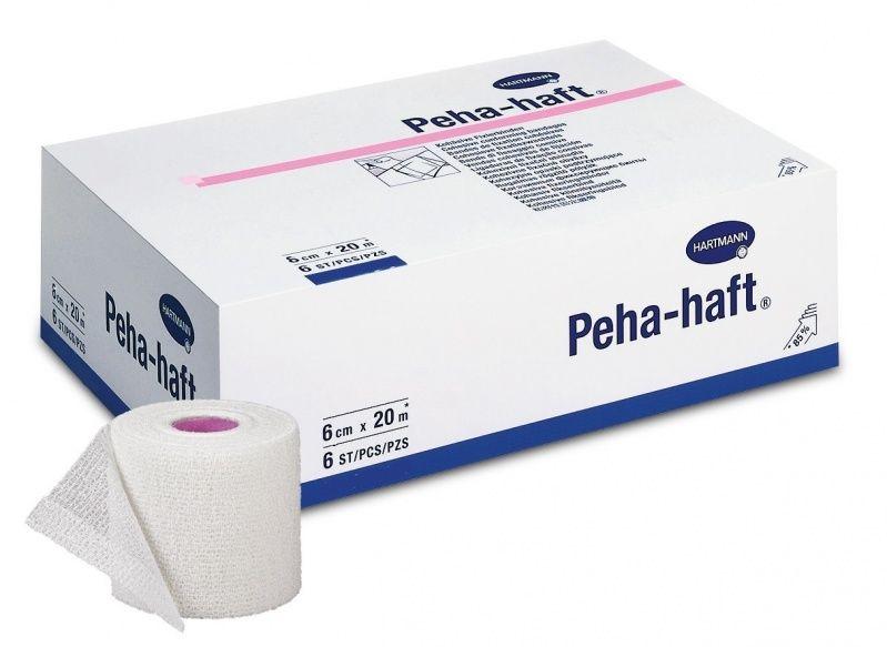 Peha-Haft 20м х 6см  6 штук в упаковке